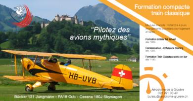 Pilotez des avions mythiques