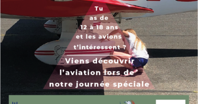 Journée d'initiation à l'aviation