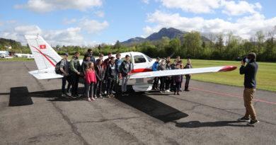 Initiation à l'aviation (YES)