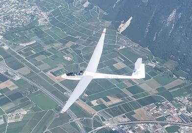 Vol à voile